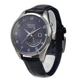 セイコー SEIKO 腕時計 海外モデル KINETIC キネティック レトログラード ネイビー SRN061P1 メンズ [逆輸入品]