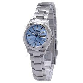 セイコー SEIKO 5 腕時計 海外モデル 自動巻き(手巻付き) ブルー文字盤 SYMD89K1 レディース [逆輸入品]