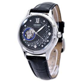 オリエント ORIENT 腕時計 クラシック セミスケルトン 自動巻(手巻付き) スワロフスキークリスタル使用 海外モデル RA-AG0019B10B レディース[逆輸入品]