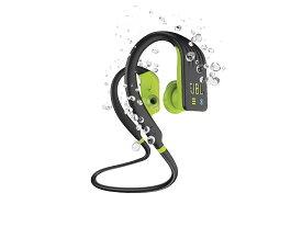 【新品未開封】JBL EnduranceDive ワイヤレス Bluetooth イヤホン MP3プレーヤー1GB内蔵 IPX7等級防水 通話可能JBLENDURDIVEBNL ブラック/ネオンイエロー【送料無料】