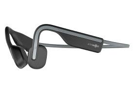 【国内正規品】AfterShokz アフターショックス AFT-EP-000022 骨伝導ワイヤレスヘッドフォン Bluetooth イヤホン 通話可能 OPENMOVE 軽量 AS660 スレートグレー【送料無料】