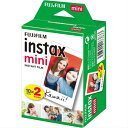 【FUJIFILM】インスタントカメラ チェキ用フィルム 20枚入 INSTAX MINI JP 2 【富士フィルム】
