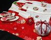 Seven-Five-Three Festival kimono 3 years old pure silk fabrics overcoat set new article 73j261