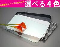 ワイヤーシェルフ棚板用白色【アクリル板】1200×450mm用ホームエレクター・アイリスオーヤマ製メタルラック対応