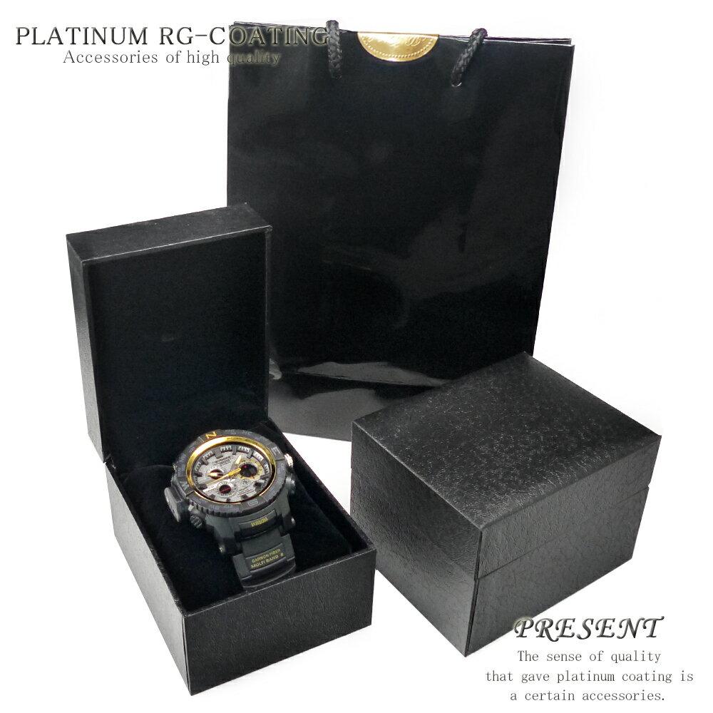 防水 腕時計 専用 ギフト ラッピング プレゼント ギフト 男性 彼氏 父 誕生日 アクセone 【gift-o】【あす楽対応】