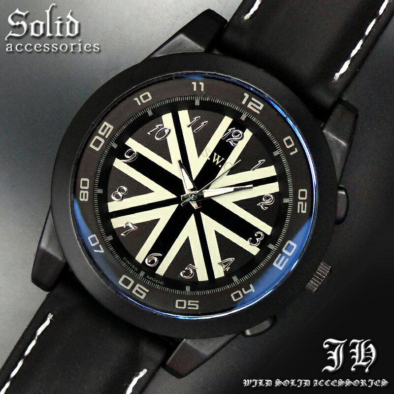 送料無料 腕時計 メンズ おしゃれ ユニオン ブルー 青 アナログ カラフル 時計【あす楽 】 メンズ 腕時計 アクセone 腕時計 メンズ 腕時計 通販 楽天 【tvs350】[0012]
