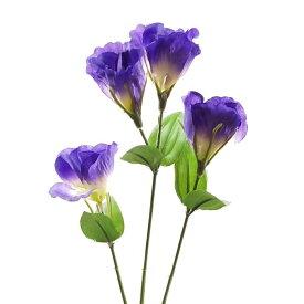 【造花・夏】トルコキキョウ×4 / トルコ桔梗 トルコギキョウ   FF-2953 / FF2953