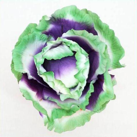 【造花・冬】ハボタン / 葉牡丹 / ディスプレイ・アレンジ・素材 | FS-7023 / FS7023