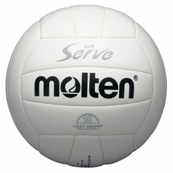 モルテン(Molten) ソフトサーブ軽量4号球(体育・授業用) (mt-ev4w-)