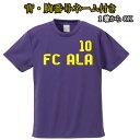 特別キャンペーン 【プラクティスシャツ】 サッカー フットサル オリジナルプラシャツ 背番号・胸番号・チーム名…