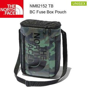 21fw ノースフェイス BCヒューズボックスポーチ BC Fuse Box Pouch NM82152 カラー TB THE NORTH FACE 正規品
