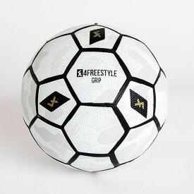 4FREESTYLE 4フリースタイル ボール  GRIP WHITE CAMOFLAGE BALL グリップホワイトカモフラージュボール フリースタイル用 4号 5号 正規品