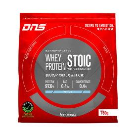 DNS WHEY PROTEIN STOIC ホエイ プロテイン ストイック プレーン風味 正規品