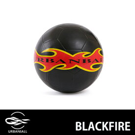 URBANBALLアーバンボール BLACKFIRE FREESTYLE FOOTBALL フリースタイルフットボール 正規品