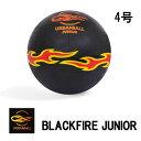 URBANBALL アーバンボール 日本正規取扱店 BLACKFIRE JUNIOR FREESTYLE FOOTBALL ジュニア キッズ フリースタイルフ…