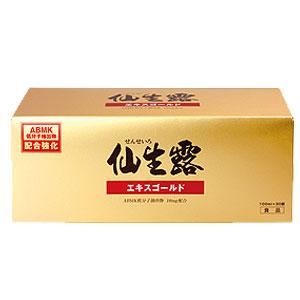【送料無料】【安心の正規品】仙生露エキスゴールドN 100ml×30袋