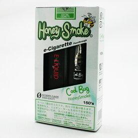 ハニースモーク クールバグ Cool Bug 電子たばこ HoneySmoke|Cool Bug (ク−ルバグ)|Cool Bug (Black)ブラック