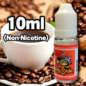 【スーパーセール★ポイント2倍】 ハニースモーク フレーバー e-Juice Flavors (リキッド) Coffee (10ml)ニコチン無し コーヒー(ゆうパケット対応) 受動喫煙対策