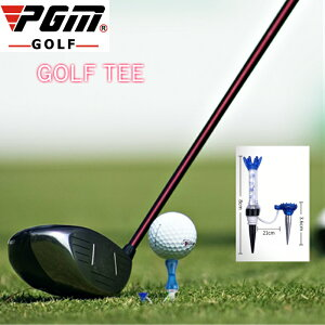 ゴルフティー GOLF TEE tee おしゃれ ゴルフ用品 ゴルフグッズ可愛い  レッド RED 赤 BLUE 青 ブルー マグネット ひも付き ロングティー ショートティー