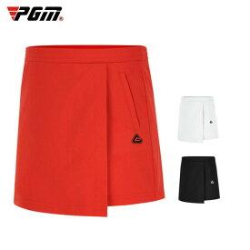 ジュニア ゴルフ スカート レディース ゴルフスカート スカート 無地 レッド 赤 ホワイト 白 ブラック 黒 ML XL おしゃれ ゴルフウェア 可愛い 女の子