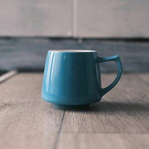 ターコイズ コーヒーカップ マグカップ 北欧 かわいい おしゃれ 結婚祝い ギフト オシャレ プレゼント 贈り物 食洗機 父の日 母の日 珈琲 コーヒー 紅茶 お誕生日 ギフト