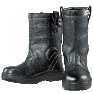 おたふく手袋 OTAFUKU 安全靴 作業靴 仕事靴 半長靴・踏抜防止鋼板入 JW777 軽量 建設 塗装 左官 土木 工業 土方 建築 トラック ドライバー 仕事靴