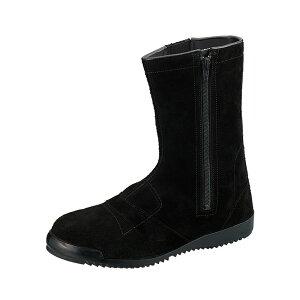 シモン Simon 安全靴 仕事靴 作業靴 国産安全靴 ブーツカット 3055 軽量 建設 塗装 左官 土木 工業 土方 建築 トラック ドライバー 仕事靴