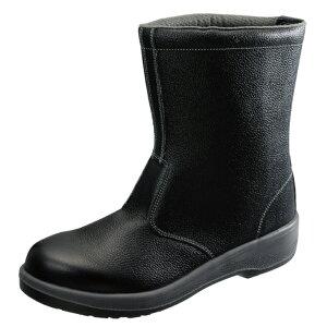 シモン Simon 安全靴 仕事靴 作業靴 国産安全靴 ブーツカット 7544 軽量 建設 塗装 左官 土木 工業 土方 建築 トラック ドライバー 仕事靴