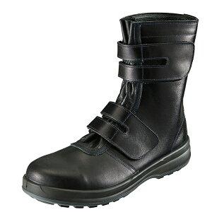 シモン Simon 安全靴 仕事靴 作業靴 国産安全靴 ブーツカット 8538 軽量 建設 塗装 左官 土木 工業 土方 建築 トラック ドライバー 仕事靴