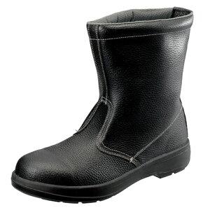 シモン Simon 安全靴 仕事靴 作業靴 国産安全靴 ブーツカット AW44 軽量 建設 塗装 左官 土木 工業 土方 建築 トラック ドライバー 仕事靴