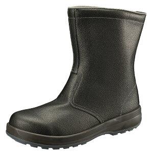 シモン Simon 安全靴 仕事靴 作業靴 国産安全靴 ブーツカット SS44 軽量 建設 塗装 左官 土木 工業 土方 建築 トラック ドライバー 仕事靴