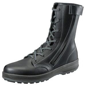シモン Simon 安全靴 仕事靴 作業靴 国産安全靴 ブーツカット WS33C 軽量 建設 塗装 左官 土木 工業 土方 建築 トラック ドライバー 仕事靴