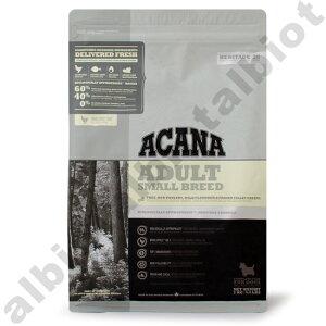 アカナ 犬用 アダルト スモールブリード 2kg 正規品