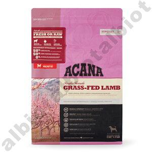 (取り寄せ品) アカナ 犬用 グラスフェッドラム 11.4kg 送料無料 正規輸入品