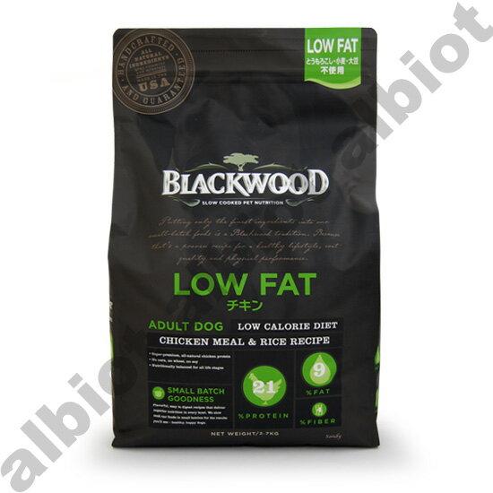 ブラックウッド ローファット LOWFAT ドッグフード 20kg (5kg×4袋)