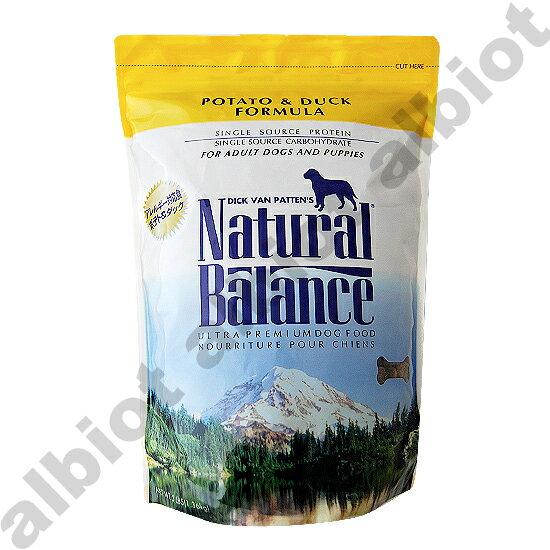 ナチュラルバランス ポテト&ダック ドッグフード 1kg