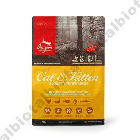 オリジン 猫 キャット&キティ キャットフード 1.8kg ドライフード