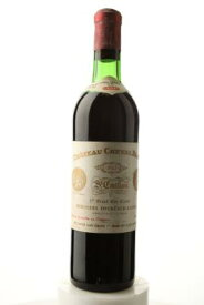 1962シュヴァルブランCh. Cheval Blanc