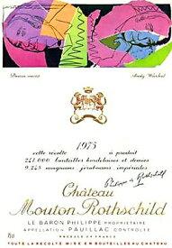 1975 シャトウムートンロートシルドMouton Rothschild Magnum