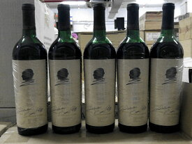 1982 オーパスワンMondavi Robert / Rothschild