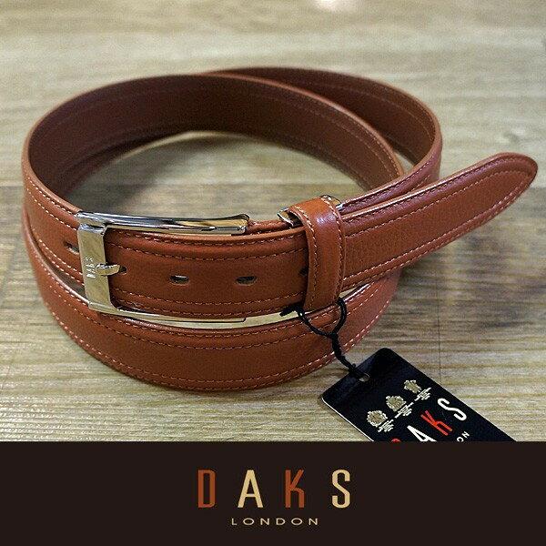 DAKS ダックス ベルト 牛革 DB36450-03 日本製