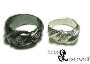 ペアリング シルバー 刻印無料 Chaos&Eden FISS-T118 (FISS-MSD) 指輪 ペア アクセサリー デザインリング プレゼント 彼女 彼氏 カップル ユニーク ジュエリー シンプル 個性的 お揃い 記念日 誕生日