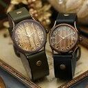 ペアウォッチ ペア 腕時計 vie ヴィー WB-045L-045M W5 ハンドメイド ペアウォッチ 腕時計ペア 刻印 カップル ペアル…