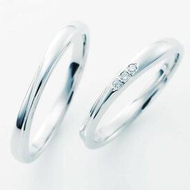 結婚指輪 マリッジリング プラチナ ペアリング Missimo BM-01-02 結婚指輪 PT999 刻印無料 最高の人生 プラチナ999 偶数号 対応 ペア 指輪 シンプル カップル 結婚 婚約 ペア指輪 マリッジ エンゲージ 結婚記念 記念日 マリキャン 送料無料 2本セット 父の日ギフト