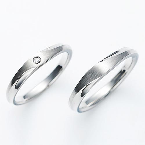 ステンレス ペアリング f'e-f'e fe-178-179 刻印対応 指輪 6号 7号 8号 9号 10号 11号 12号 13号 14号 15号 16号 17号 18号 結婚指輪 マリッジリング ステンレススチール 金属アレルギーフリー プレゼント 誕生日 ペア カップル ペアルック 送料無料