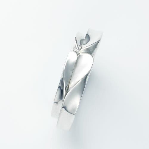ペアリング シルバー 刻印無料 Want to meet FISS-SH3 (FISS-MSD) 指輪 ペア アクセサリー デザインリング プレゼント 彼女 彼氏 カップル ユニーク ジュエリー シンプル 個性的 お揃い 記念日 誕生日 ペアルック 送料無料