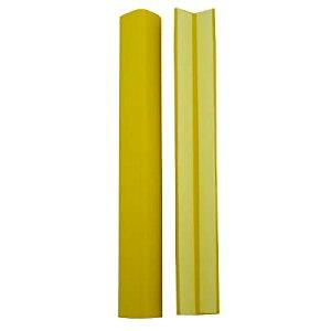 光 コーナースポンジ 黄色 2本入 PSRLY-4501