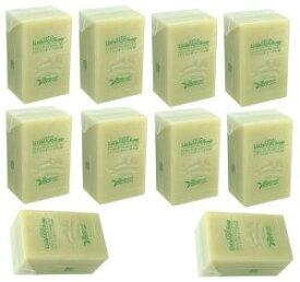 リトルカサブ石鹸10個セット 【アレッポの石鹸職人からの贈り物 無添加 アレッポ石鹸】