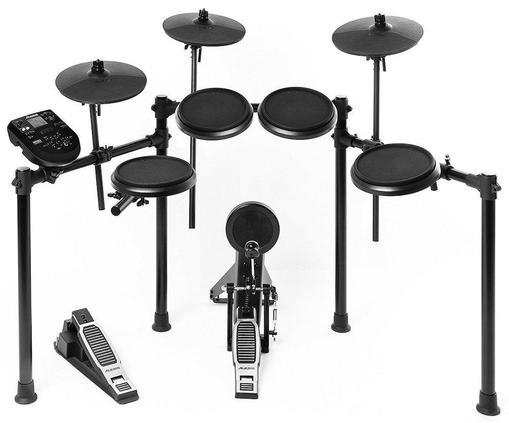 【公式 / 送料無料】Alesis 電子ドラム 8インチ・ドラムパッド 10インチ・シンバル Nitro Kit