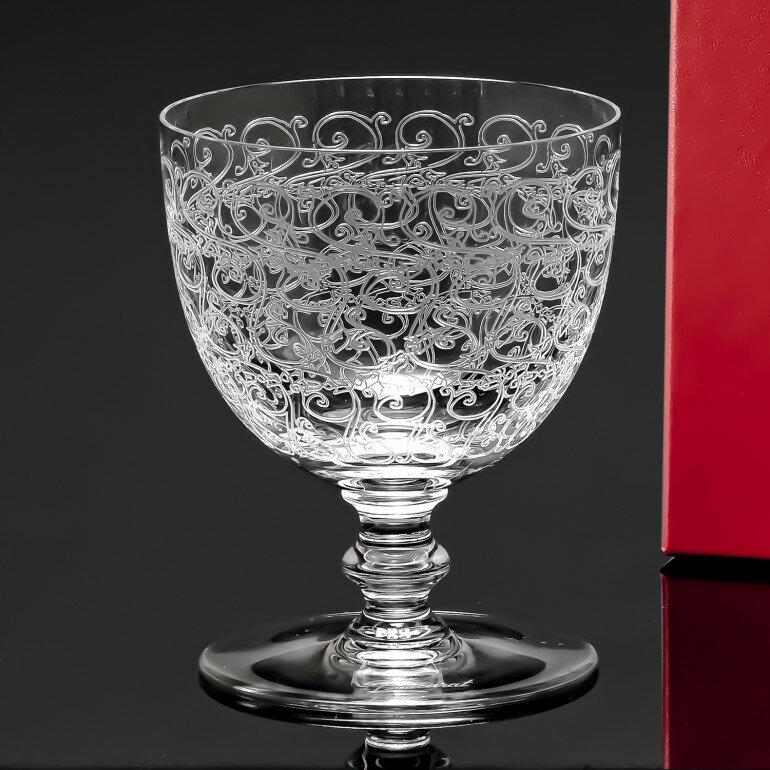 【スマホエントリーP10倍 1/18 10時〜】バカラ Baccarat ローハン ワイン 10cm 210ml 大(L) グラス 1510103